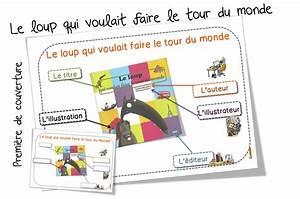 Premire De Couverture Le Loup Qui Voulait Faire Le Tour