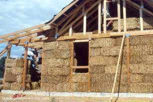 Straw Bale House Construction