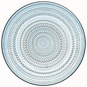 Assiette De Présentation : assiette de pr sentation kastehelmi 32 cm bleu ciel iittala ~ Teatrodelosmanantiales.com Idées de Décoration