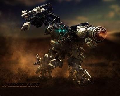 Transformers Wallpapers Ironhide Desktop Robot Mecha Motorcycle