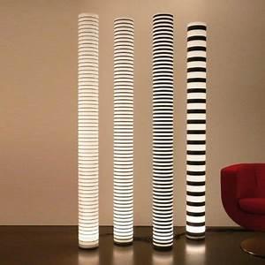 joerg schiebers chameledeon led lamp lightopia39s blog With chameledeon led floor lamp
