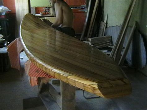 wood surf board plans  instant    real board