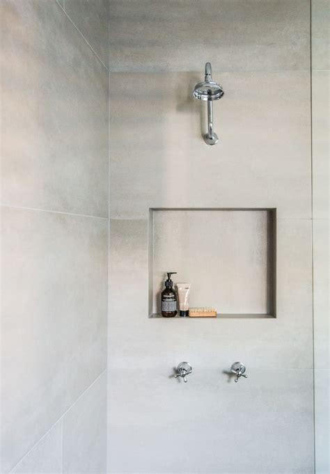 large format tiles   shower area means  grout  clean mm  mm tile esagona ash