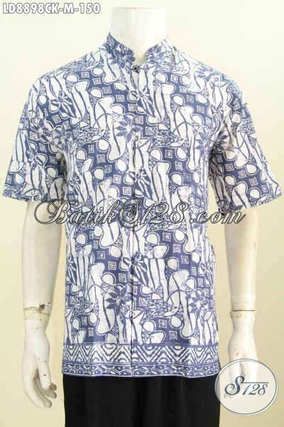 batik hem koko desain dan motif modern klasik pakaian