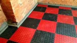 Vhodná podlaha do sklepa