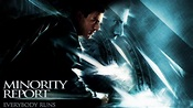 Minority Report (2002) Movie Review by JWU - YouTube