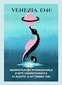 Venice 1946 Seahorse Film Movie Italy Festival Vintage ...