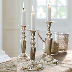 Kerzenständer 3er Set : kerzenst nder 3er set marguerite loberon ~ Watch28wear.com Haus und Dekorationen