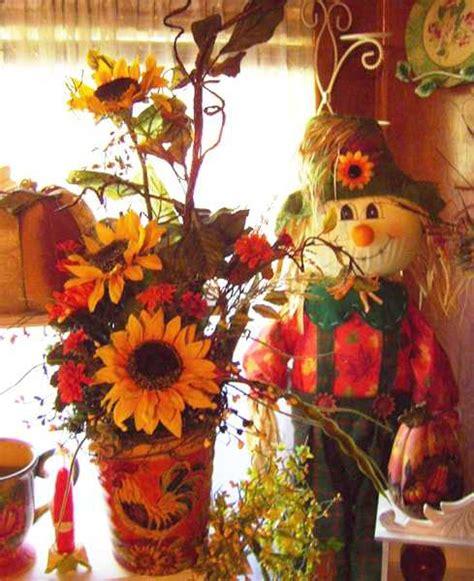 fall flower arrangements enhancing  spirit