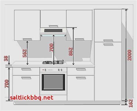 hauteur d un meuble de cuisine a quelle hauteur fixer meuble haut cuisine ikea pour idees