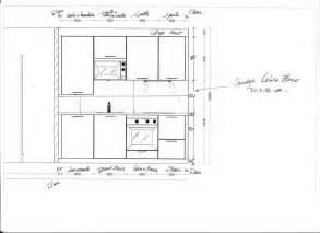 hauteur d un bureau de travail hauteur standard comptoir 28 images id 233 e cuisine c