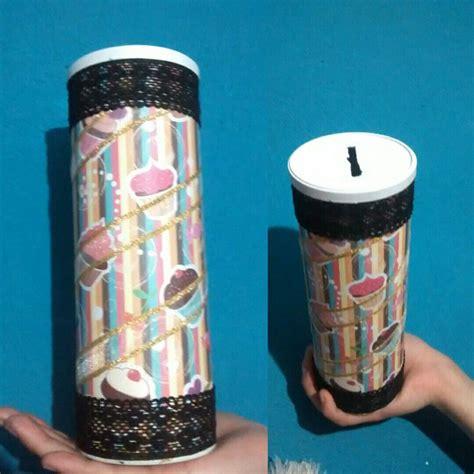 como hacer dulcero alcancia  latas  botes  foami dailymotion