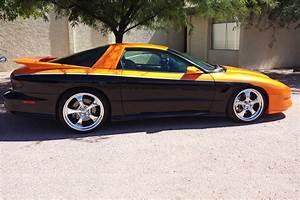 1993 Pontiac Firebird Trans Am Custom Coupe