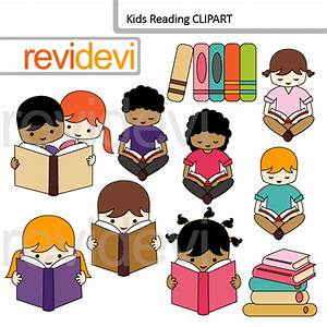 Kids Reading clipart | Clipart Panda - Free Clipart Images