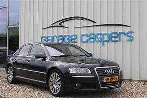 Garage Audi Occasion : occasion audi a8 6 0 w12 quattro sedan benzine 2004 zwart verkocht garage caspers ~ Gottalentnigeria.com Avis de Voitures