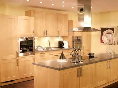 Luxurious Wood Italian Kitchen Design