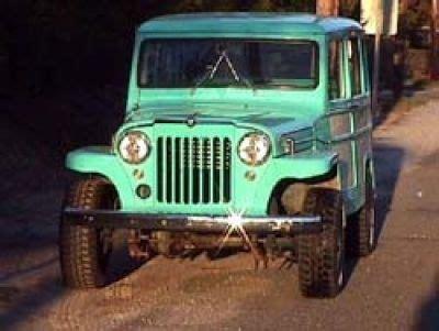 jeep willys wagon stock sale