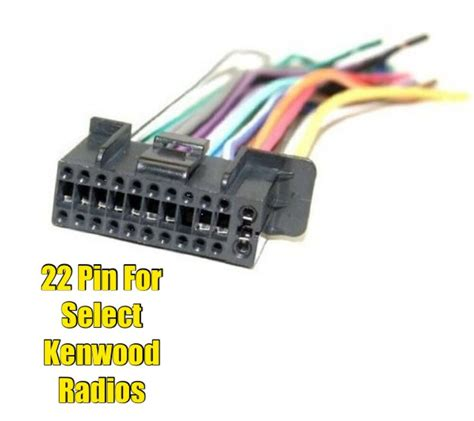 car stereo radio replacement wire harness plug  select