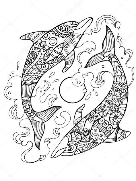 Kleurplaat Mandla by N 57 Kleurplaten Mandala Dieren Mandala