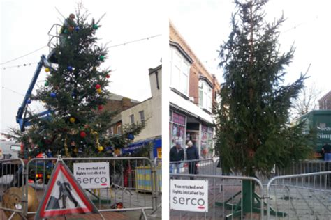 not so tree mendous britain s worst christmas tree in