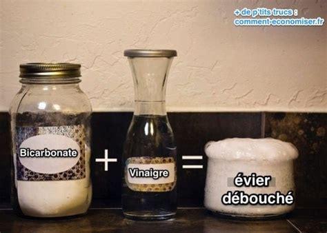 vinaigre blanc bicarbonate  utilisations de ce