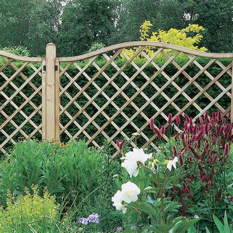 17 best ideas about garden fence panels on pinterest