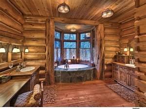Salle De Bain En Bois : 25 salles de bains en bois zen relax ~ Teatrodelosmanantiales.com Idées de Décoration