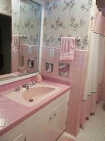 vintage bathroom designs 36 retro pink bathroom tile ideas and pictures
