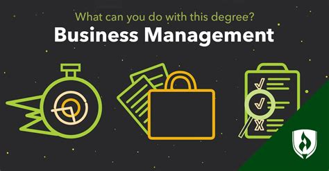 satisfying business management jobs  degree holders