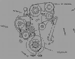 1950681 Belt Group-serpentine