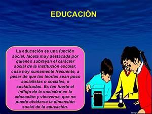 Educaci U00f3n Definici U00f3n  Concepto