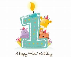 1 An Anniversaire : image anniversaire bebe 1 an ~ Farleysfitness.com Idées de Décoration