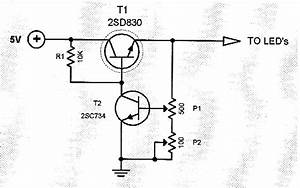 5v Led Dimmer Circuit
