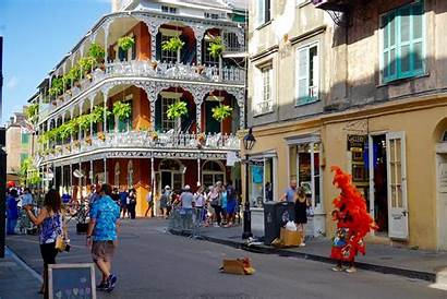 Orleans Quarter French Things Foods Guide Try