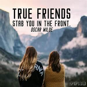 True friends st... Friendship Mountain Quotes