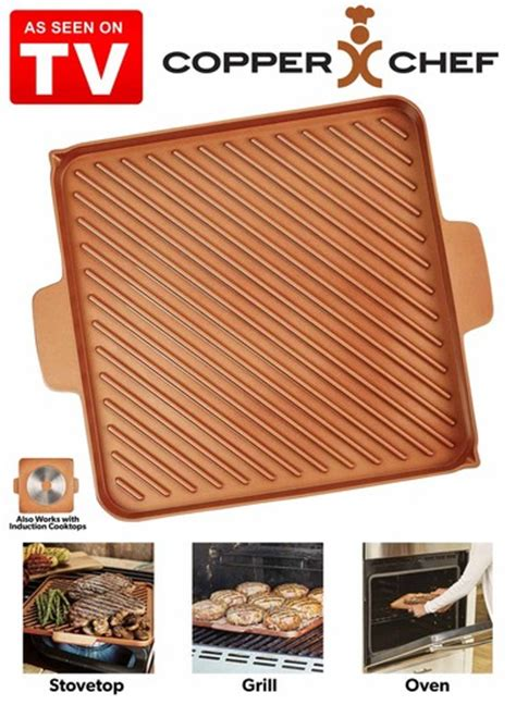 copper chef cookware carolwrightgiftscom