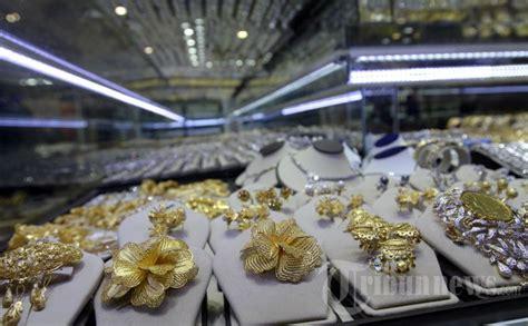 emas suasa jadi buruan pengunjung jakarta fair