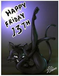 Happy Friday 13th by 14-bis on DeviantArt