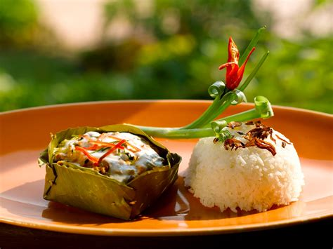 cuisine khmer amok the essence of the cuisine of cambodia