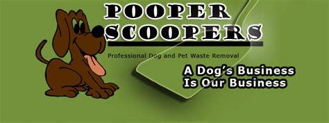 pooper scoopers