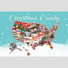 Christmas Candy Find Out The Most Popular In Every State