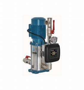 Pompe Avec Surpresseur : surpresseur avec pompe verticale inox sur ch ssis ~ Premium-room.com Idées de Décoration
