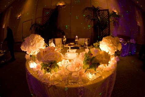 California Sol Creations Sweetheart Tables