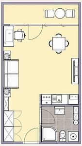 3 Qm Bad Einrichten : kleine wohnung einrichten so kommt die einzimmerwohnung gro raus ~ Markanthonyermac.com Haus und Dekorationen