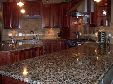 granite countertops with brown cabinets baltic brown granite counter what backsplash baltic