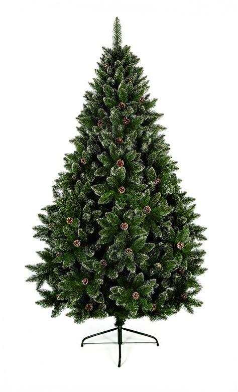 premier rocky mountain pine 2 1m christmas tree 7ft