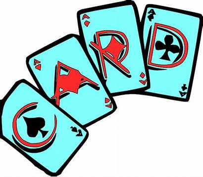Clip Games Cards Clipart Card Deck Bridge