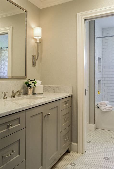 gray bathroom cabinets bathroom color schemes bathroom