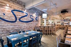 Breezy Inspiration: This Seafood Eatery Features a Warm