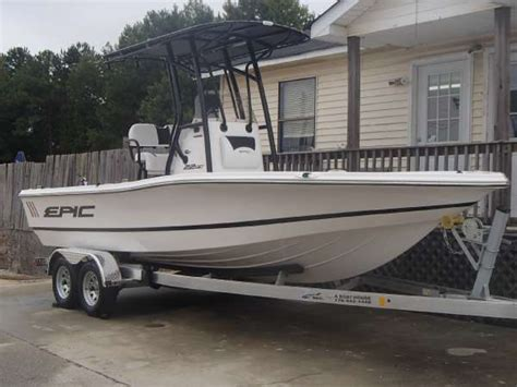 Epic Boats For Sale Georgia by Epic 22sc Boats For Sale In Georgia
